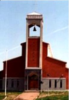 Церковь Св. Георгия в Колбино