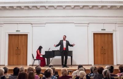 Концерт в НГХМ